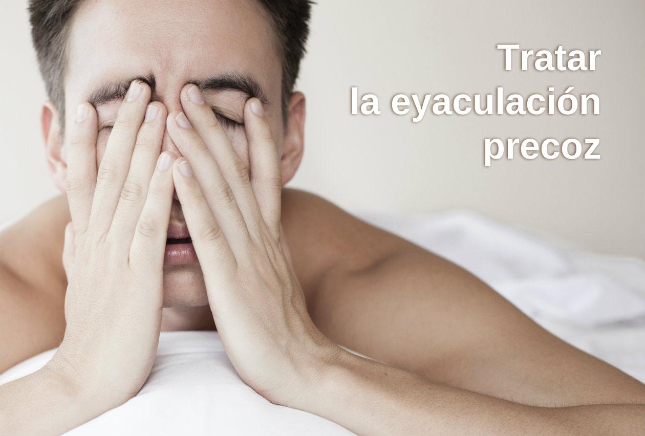 ¿Cómo tratar la eyaculación precoz?